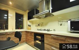 现代装潢设计厨房