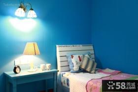 家庭风格室内儿童房