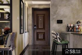 现代家装进门玄关图片欣赏