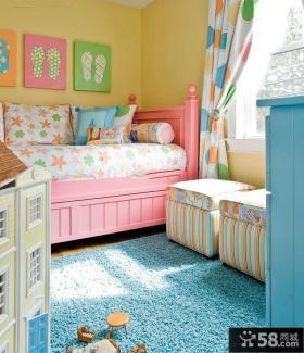 混搭风格室内儿童房效果图欣赏大全