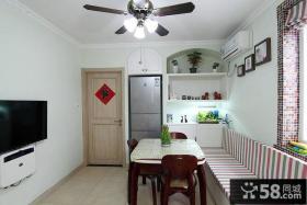 美式公寓小户型客厅图片欣赏
