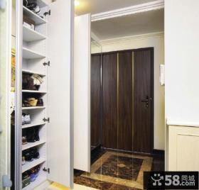 进门鞋柜设计
