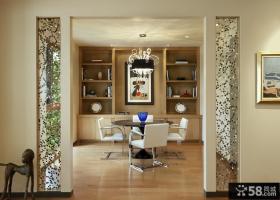 别墅现代欧式装修效果图 欧式装修效果图