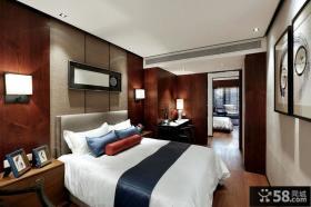 豪华大气现代卧室布置