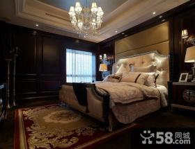 美欧风格卧室设计装修图