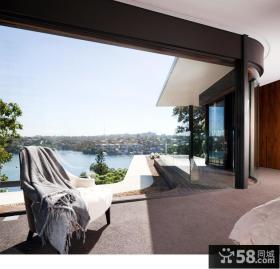 简单室内阳台设计装修效果图欣赏