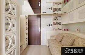 小户型客厅装修设计效果图片欣赏