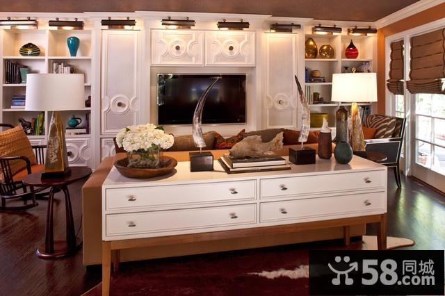 9万打造时尚欧式风格厨房橱柜装修效果图大全2014
