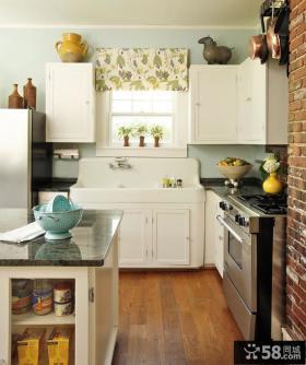小厨房装饰效果图