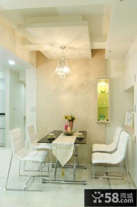 简约风格公寓室内装修图片