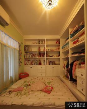 儿童房照片墙壁纸图片