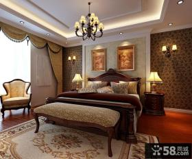 古典欧式卧室设计图