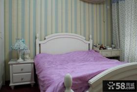 2013家装卧室壁纸效果图