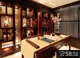 古典中式书房