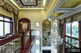 欧式奢华别墅设计装潢