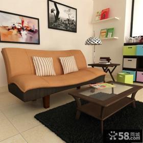 书房沙发床