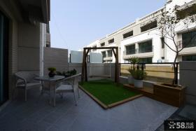 家装休闲区阳台设计效果图欣赏大全