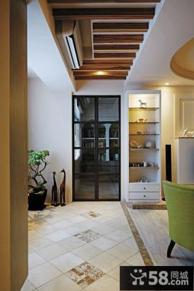 家庭走廊吊顶效果图