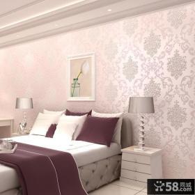 欧式卧室壁纸设计