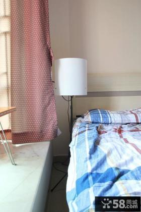 儿童房飘窗设计效果图片2014