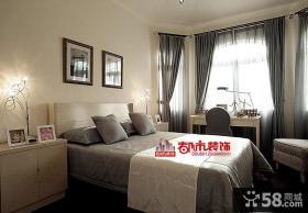 简欧式卧室装修效果图欣赏