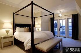 庄重豪华的现代美式风格客厅装修效果图大全2012图片