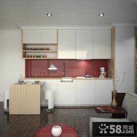 现代艺术风格厨房设计