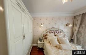 最新欧式风格卧室精装修设计