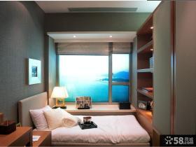 现代简约风格卧室装修效果图片大全