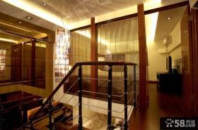 现代风格复式楼梯装修效果图欣赏