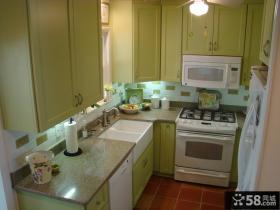 小户型厨房装修设计图片