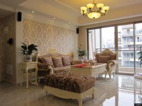 欧式家居风格客厅装修