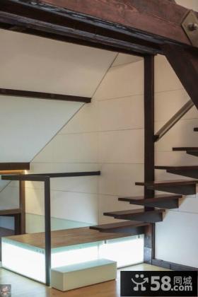 阁楼楼梯装修效果图欣赏