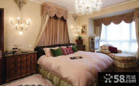 家庭设计豪华时尚卧室图片