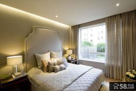 10平米简约精装卧室效果图大全