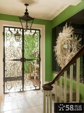 清新玄关家居设计装饰