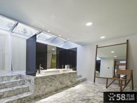 后现代风格别墅室内设计效果图