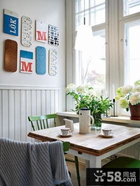 70平小户型简约客厅装修效果图欣赏