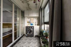 家居生活阳台装潢设计大全