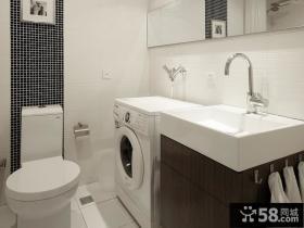 卫生间马赛克瓷砖装修效果图大全图片