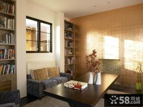 60平米小户型家庭客厅修效果图
