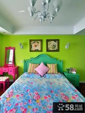 田园温馨卧室欣赏