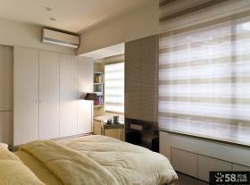 涵碧园时尚实用小户型卧室装修效果图大全2012图片