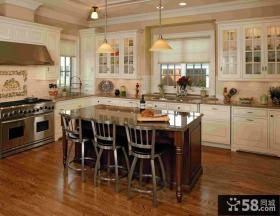 美式家居厨房橱柜欣赏大全