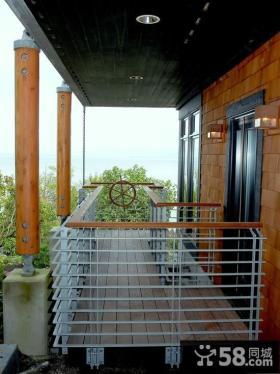 护栏干阳台