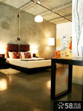 现代卧室灯具图片
