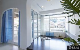地中海家居设计阳台图片