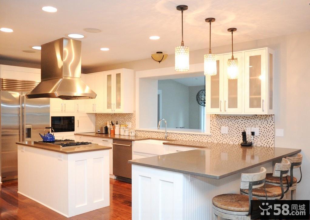 欧式风格厨房设计