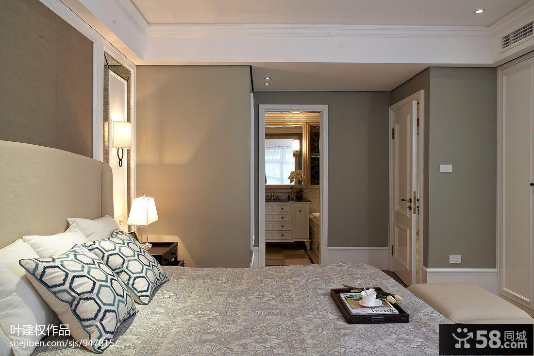 臥室室內裝修設計效果圖