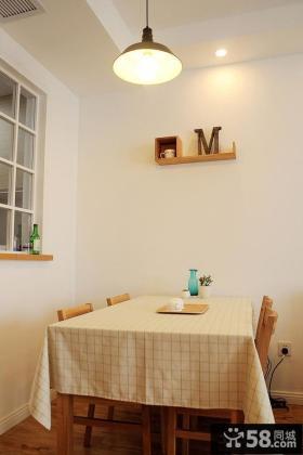 日式家装小餐厅图片